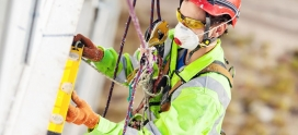 View from the top: Staying safe when working at height